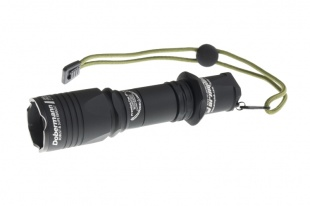 Фонарь Armytek Dobermann XP-E2, Green (Зеленый диод)